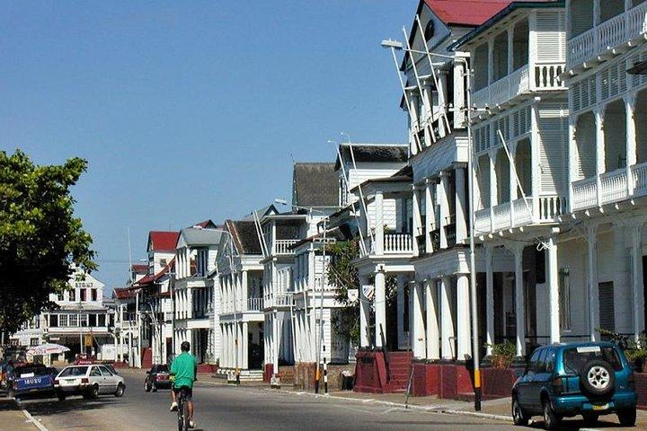 Paramaribo City Tour, Paramaribo, SURINAM
