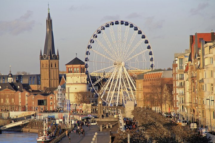 Private Tour: Düsseldorf Highlights Tour, Dusseldorf, GERMANY