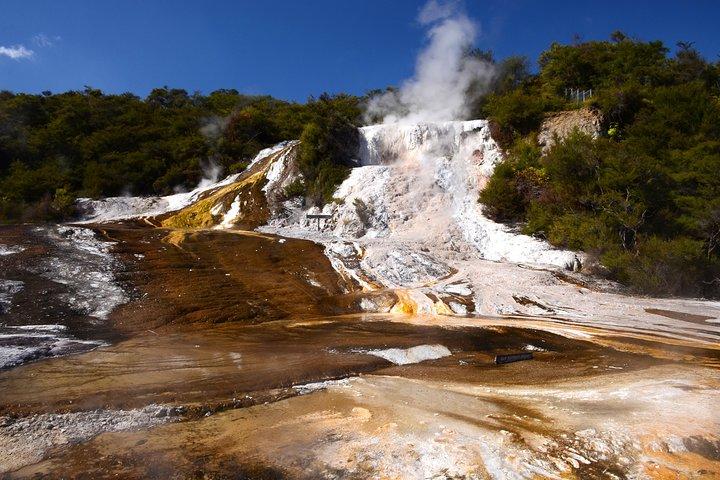 Self-Guided Geothermal Tour in Orakei Korako, Taupo, NOVA ZELÂNDIA