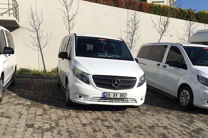 Private Transportation From Bodrum BJV Airport To Kusadasi CLC Golf Resort, Bodrum, Turkey