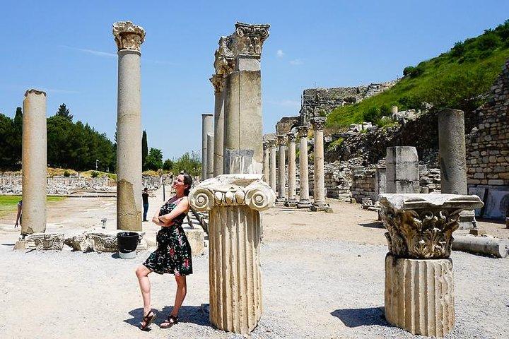Full-Day Private Ephesus Tour From Kusadasi, Kusadasi, TURQUIA