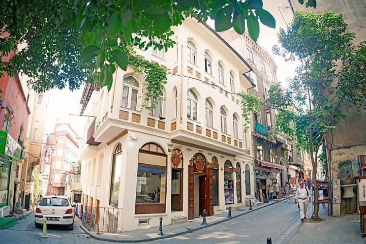 Pacote de banho turco no Aga Hamami em Istambul, Istambul, TURQUIA