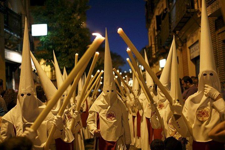 Holy Week in Seville, Sevilla, Spain