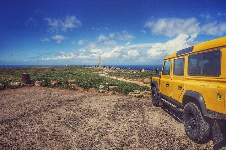 Sintra Cascais 4x4 Land Rover Photo Panoramic Private Tour, Lisboa, PORTUGAL