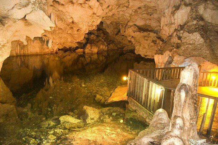 Green Grotto Caves from Grand Palladium, Trelawny, JAMAICA