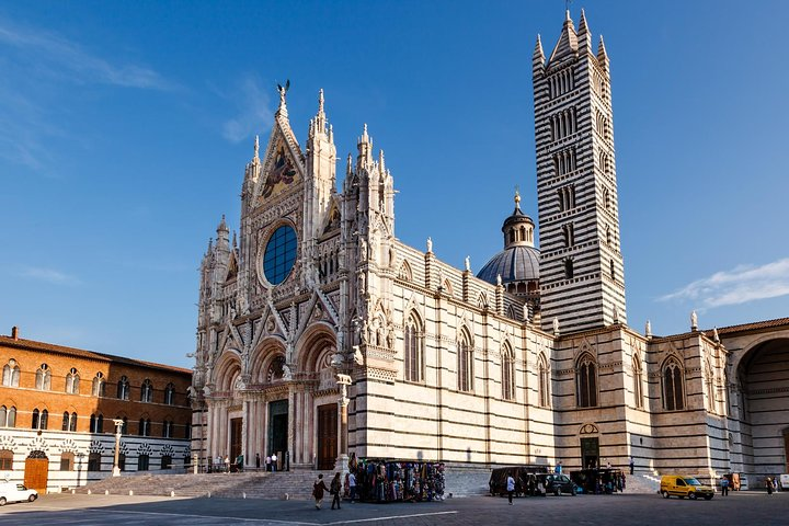 Best of Siena Guided Walking Tour, Siena, ITALY