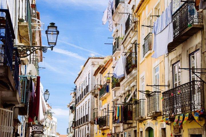 Principales atracciones de Lisboa y tesoros ocultos con un guía local, Lisboa, PORTUGAL
