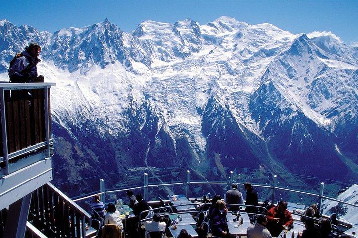 Independent Mont Blanc and Chamonix Half-Day Trip from Geneva, Ginebra, SUIZA