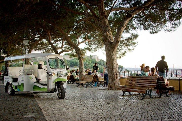 Lisbon: 1-Hour City Tour on a Private Tuk, Lisboa, PORTUGAL