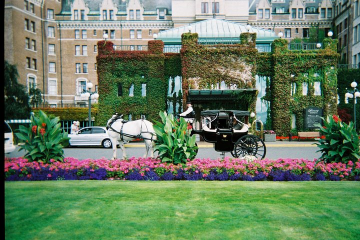 30-Minute Victoria Carriage Tour Including James Bay, Isla de Vancouver, CANADA