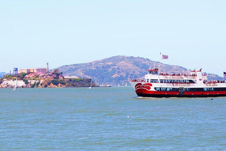 Straight to the Gate Access: Golden Gate Bay Cruise, San Francisco, CA, ESTADOS UNIDOS