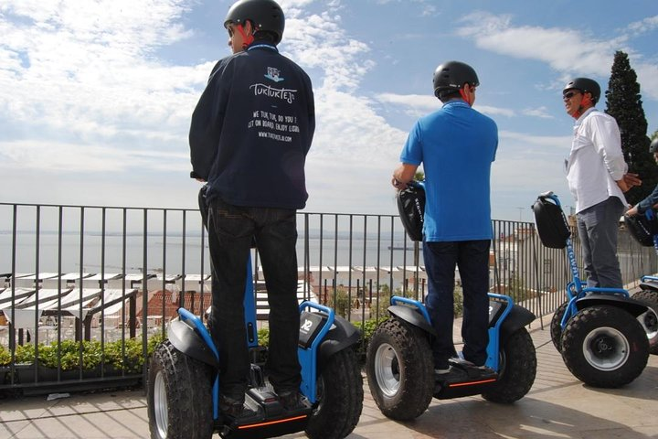 Lisbon 2-Hour Private Segway Cultural Tour with Local Guide, Lisboa, PORTUGAL