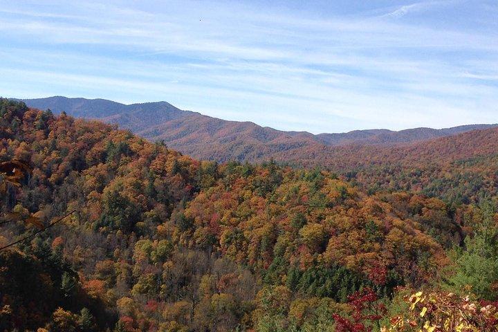 Hidden Cascade Hiking Tour in Great Smoky Mountains from Gatlinburg, Gatlinburg, TN, ESTADOS UNIDOS