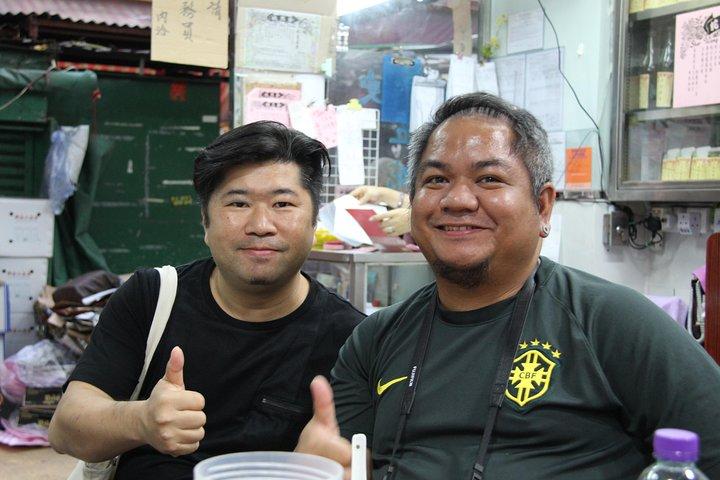 Hong Kong Island Food Tour, Hong Kong, CHINA