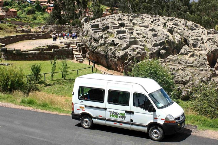 Hop-On Hop-Off Bus Tour of Cusco (Best for kids & families), Cusco, PERU