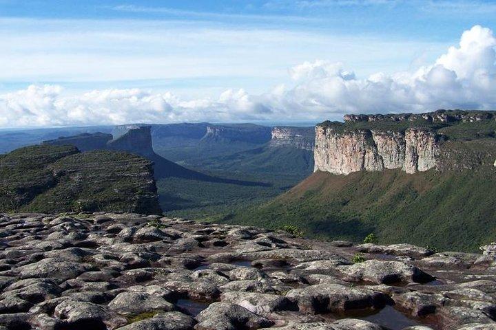 Cave and Pai Inácio Hill by Discover Chapada, Lencois, BRAZIL