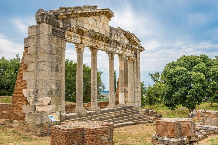 Ardencia and Apollonia Day Trip from Tirana, Tirana, Albânia