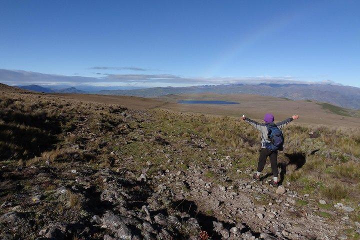 Inca Trail Culebrillas to Ingapirca 1-Day, Cuenca, ECUADOR