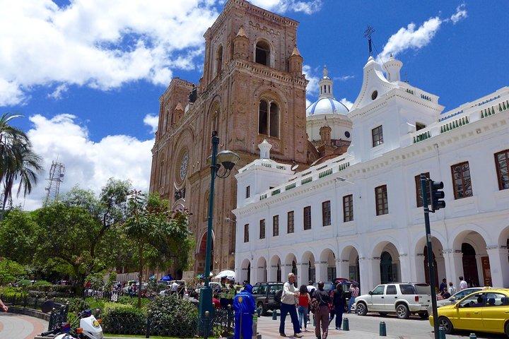 Half-Day Tour of Cuenca Including Panama Hat Factory, Cuenca, ECUADOR