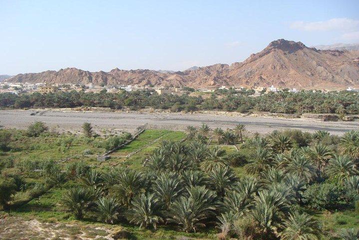 Amouage Perfume Factory Fanja Village and Wadi Taiyyin from Muscat, Mascate, OMAN