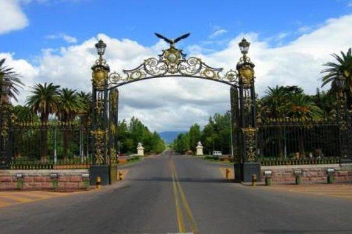 Recorrido por la ciudad de Mendoza con Cerro de la Gloria, Mendoza, ARGENTINA