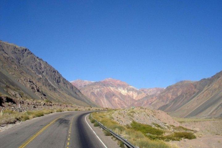 Excursão aos altos Andes em Mendoza, Mendoza, ARGENTINA