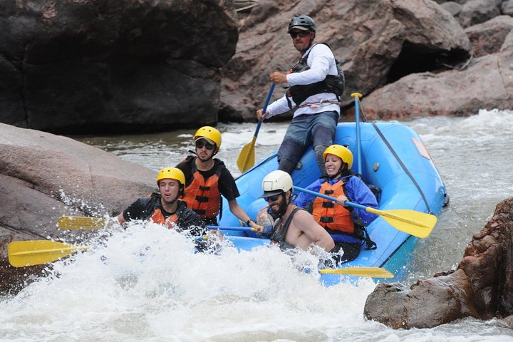 Royal Gorge Full Day Rafting, Cañon City, CO, UNITED STATES