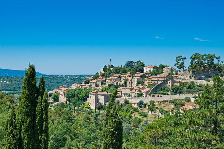 Perched Villages of the Luberon Day Trip from Marseille, Marsella, FRANCIA