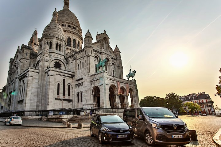 Paris Private Departure Transfer: Charles de Gaulle (CDG) or Orly (ORY), Paris, FRANCE