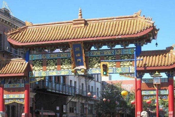 Historical Chinatown Walking Tour, Isla de Vancouver, CANADA