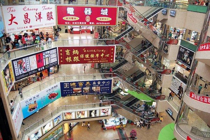 Shenzhen Sightseeing and Shopping Tour from Hong Kong, Hong Kong, CHINA