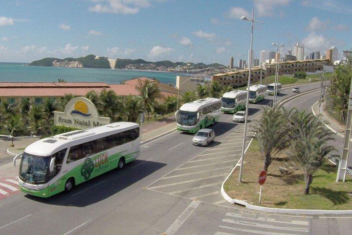 Traslado para llegadas, Natal, BRASIL