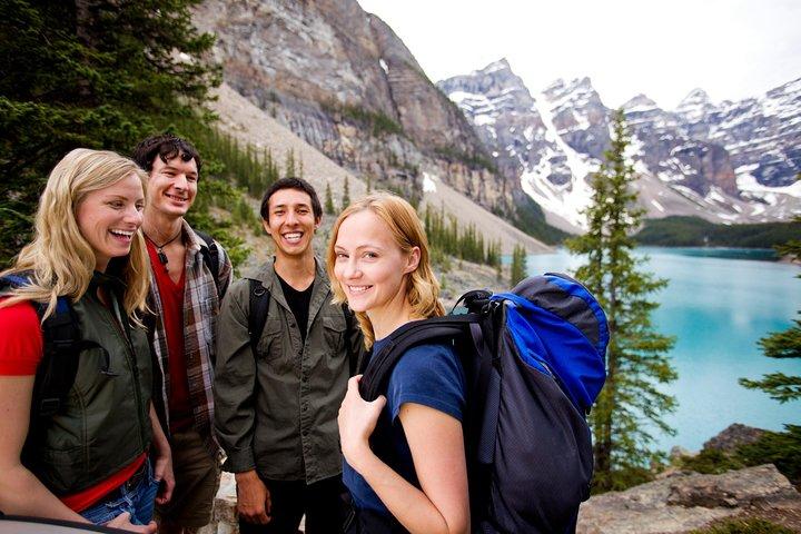 Shared Transfer: Jasper to Edmonton Airport or Edmonton Mall, Jasper, CANADA