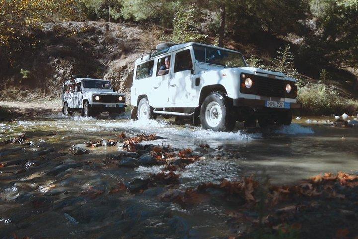 Grand Tour Jeep Safari - Kykkos Monastery (From Paphos), Pafos, CHIPRE