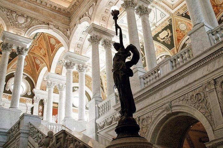 Capitol Hill, Supreme Court and Library of Congress Small Group Tour, Washington DC, ESTADOS UNIDOS