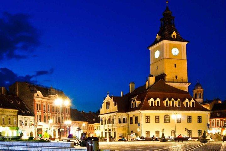 Brasov Candlelight Tour, Brasov, RUMANIA