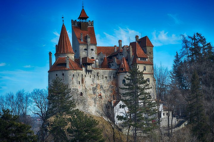 Halloween at Dracula's Castle, Brasov, RUMANIA