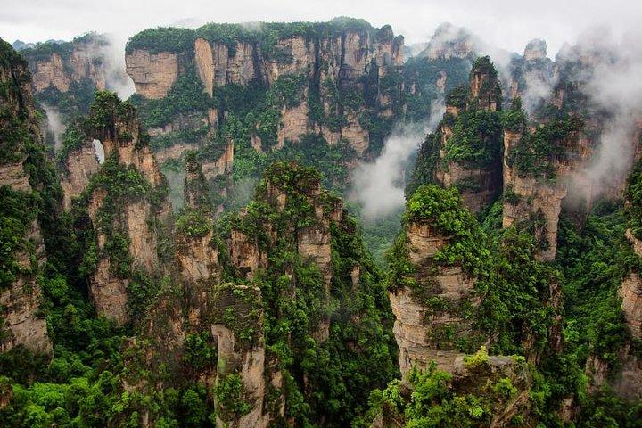 1 Days Zhangjiajie Natural Beauty Tour with Baofeng Lake, Zhangjiajie, CHINA