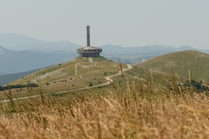 Buzludzha Monument and the Rose Valley Guided Day Tour, Sofia, BULGARIA