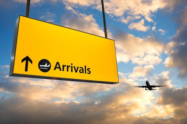 Traslado privado para llegadas: Aeropuerto Internacional General Mariano Escobedo a los hoteles de Monterrey, Monterrey, MEXICO