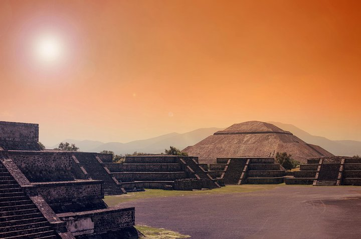 Small Group: Afternoon Guided tour to Teotihuacan from Mexico City, Ciudad de Mexico, Mexico