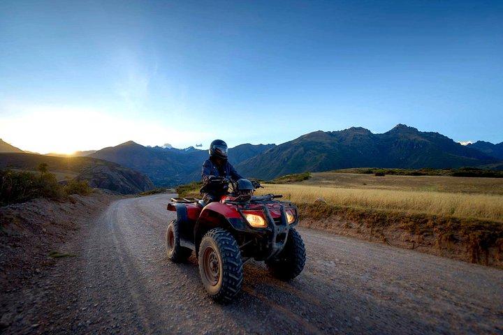 ATV Quad Bike Tour to Moray Maras and Salt mines from Cusco, Cusco, PERU