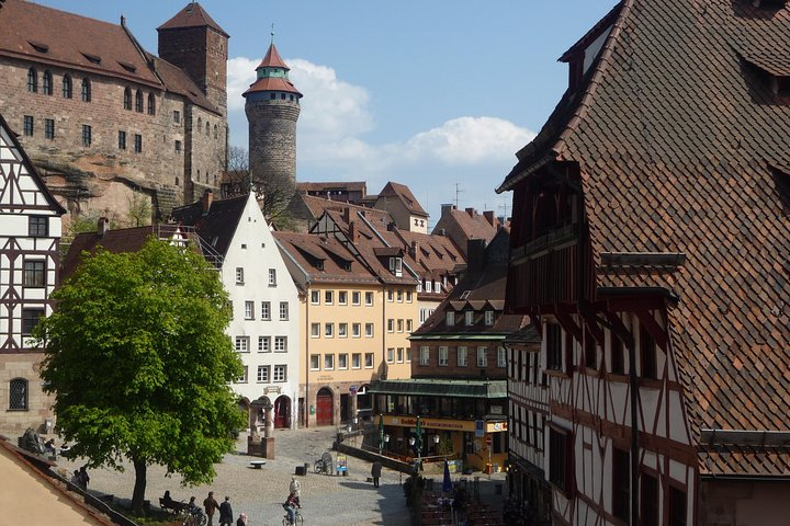 Nuremberg Old Town and Nazi Party Rally Grounds Walking Tour in English, Nuremberg, Alemanha