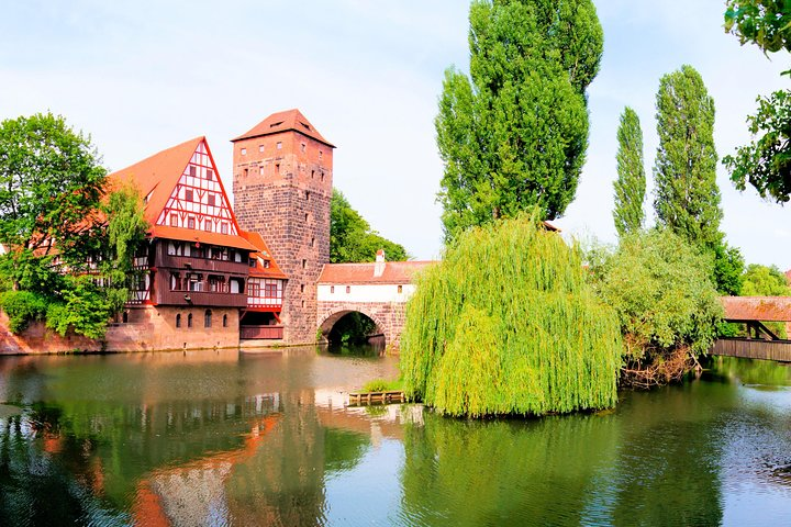 Private Tour: Nuremberg Medieval Old Town and Nazi Rally Grounds Walking Tour, Nuremberg, GERMANY