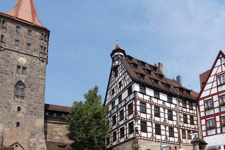 Private Tour: Nuremberg Sightseeing Including Old Town, Rally Grounds and Nuremberg Courthouse, Nuremberg, GERMANY