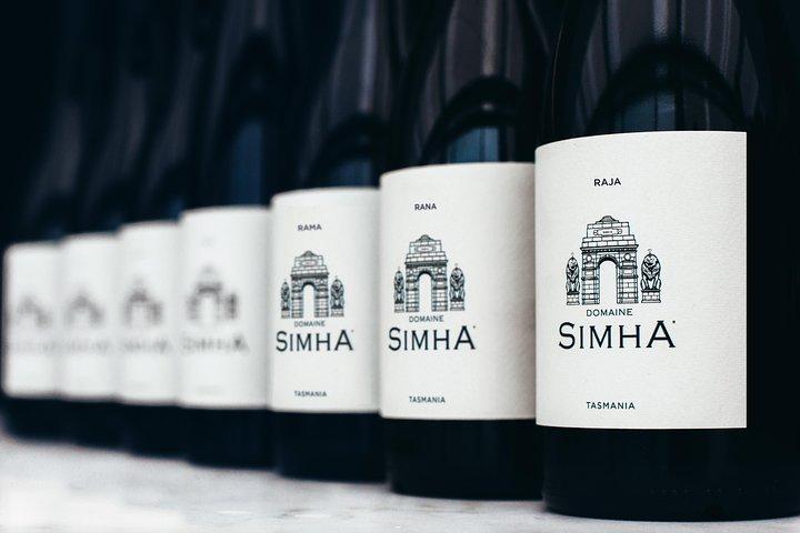 Tasmania's Domaine Simha Wine Tasting Experience, Hobart, AUSTRALIA