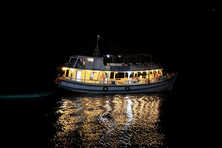 Sunset Bbq And Night Squid Fishing In Phu Quoc Island, Phu Quoc, VIETNAM
