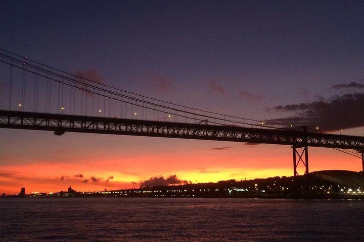 Excursión privada: Crucero al atardecer en el río Tajo en Lisboa, Lisboa, PORTUGAL