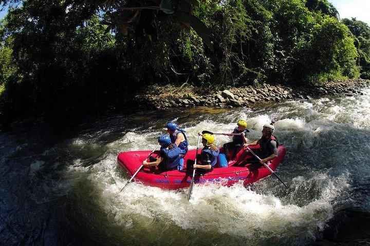 White Water Rafting - Mambucaba River, Paraty, BRASIL