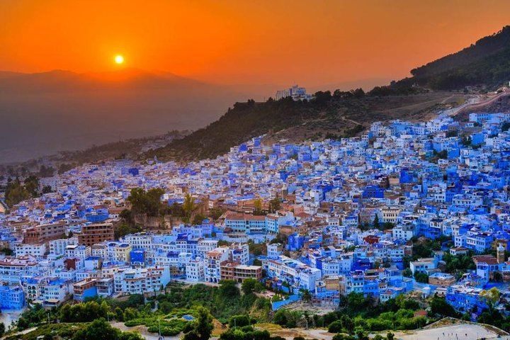 Day trip from Fez to Chefchaouen, Fez, MARRUECOS